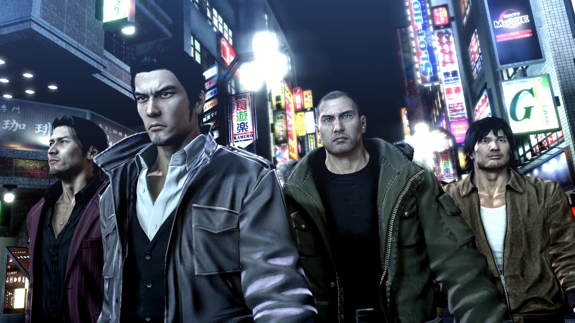 Le gang des Yakuza 5
